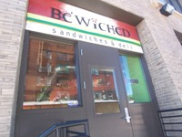 Be'wiched Sandwiches & Deli from front